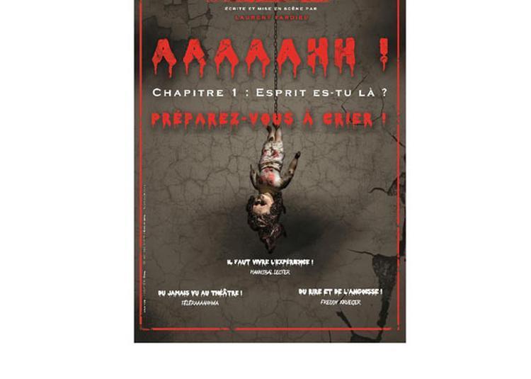Soiree Deguisee Halloween - Aaaaahh à Marseille