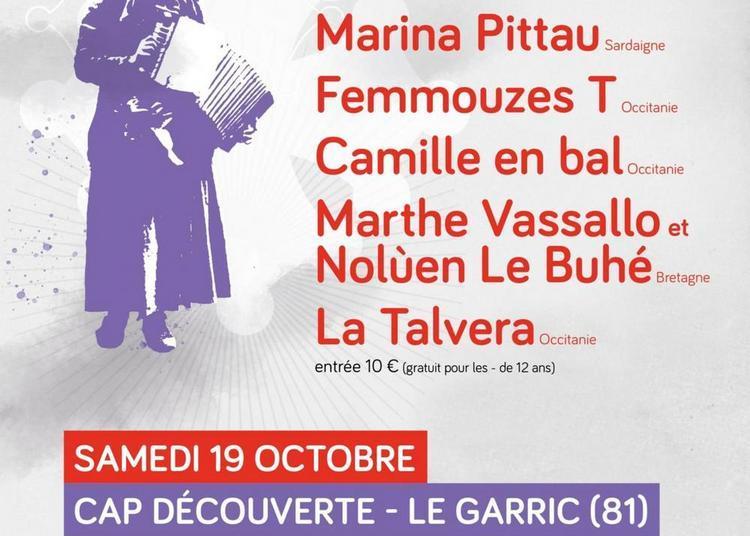 Soirée festive Concert-Bal à Le Garric