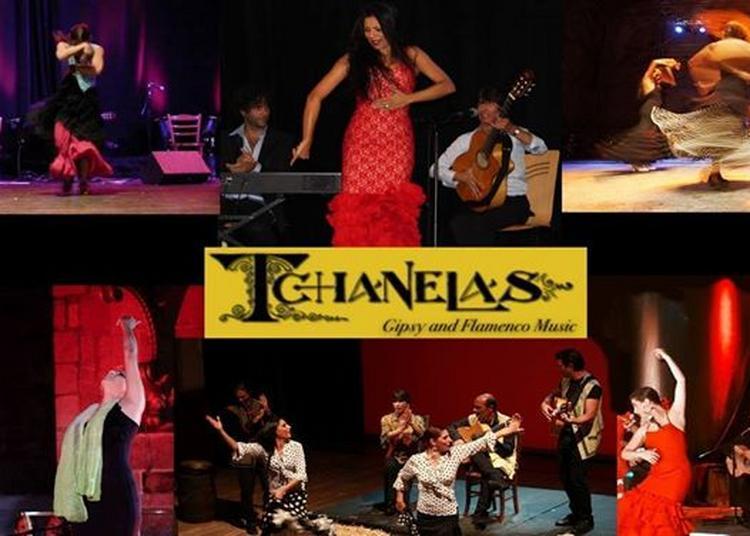 Soirée Flamenco avec Tchanelas à Avignon