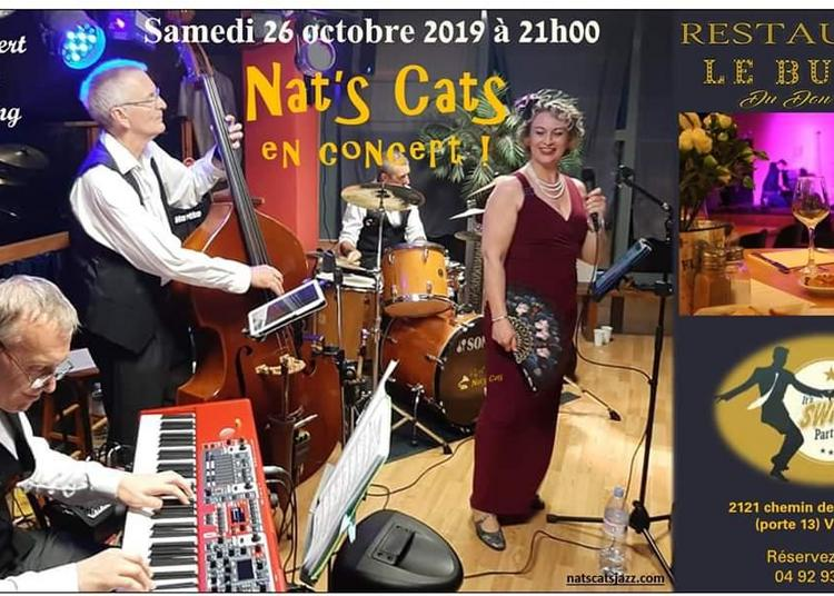 Soiree Jazz / Swing avec Nat's Cat's à Antibes