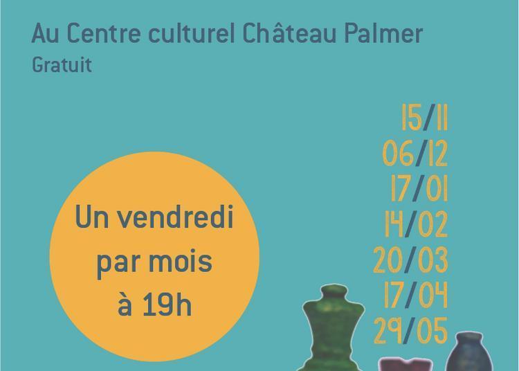 Soirée jeux au Château Palmer à Cenon