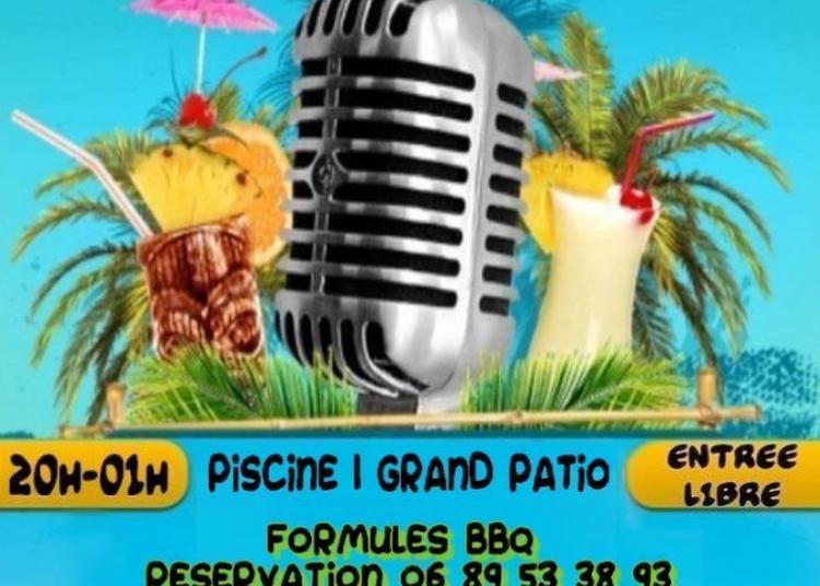 Tous les vendredis | karaoké et bbq & pool à Montpellier au 28 août 2020