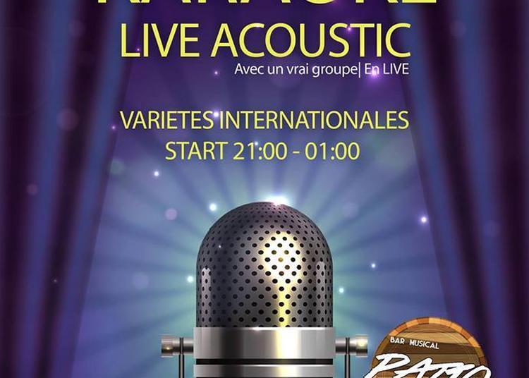 Soirée Karaoké Live Acoustic à Montpellier