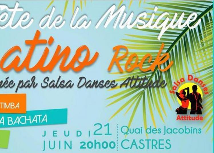 Soirée Latino (Fête de la Musique 2018) à Castres