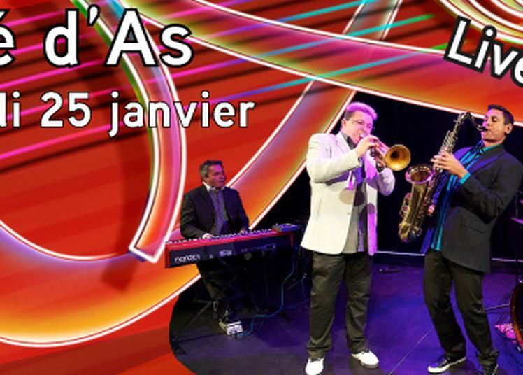 Soirée live swing avec Carré d'As et Gead Mulheran à Toulouse