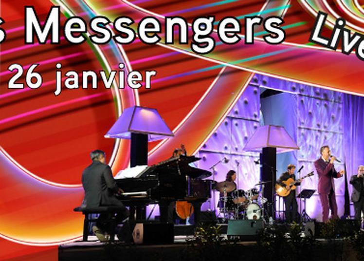 Soirée live swing avec l'orchestre Brass Messengers et son chanteur Gead Mulheran à Toulouse