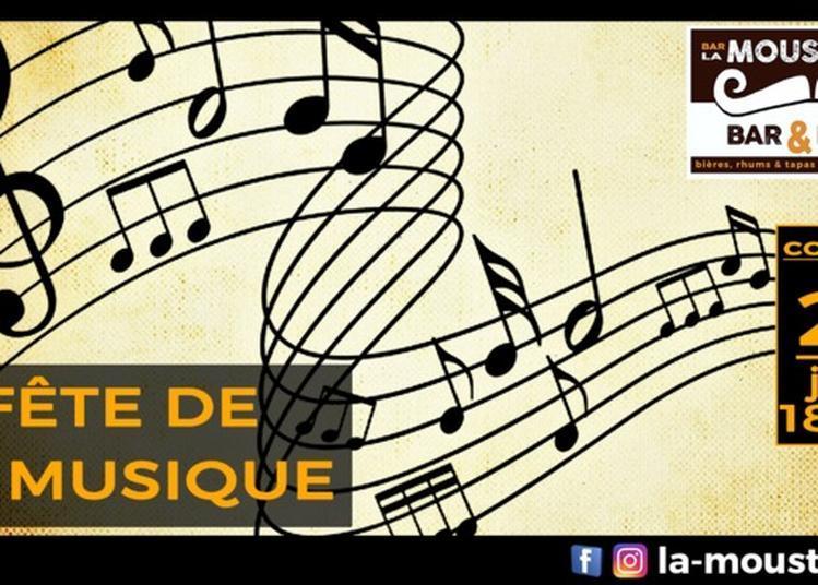 Soirée Musicale à La Moustache ! à Chauvigny
