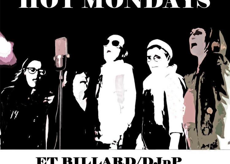 Soirée musicale ensemble Hot Mondays et clôture de saison à Marseille