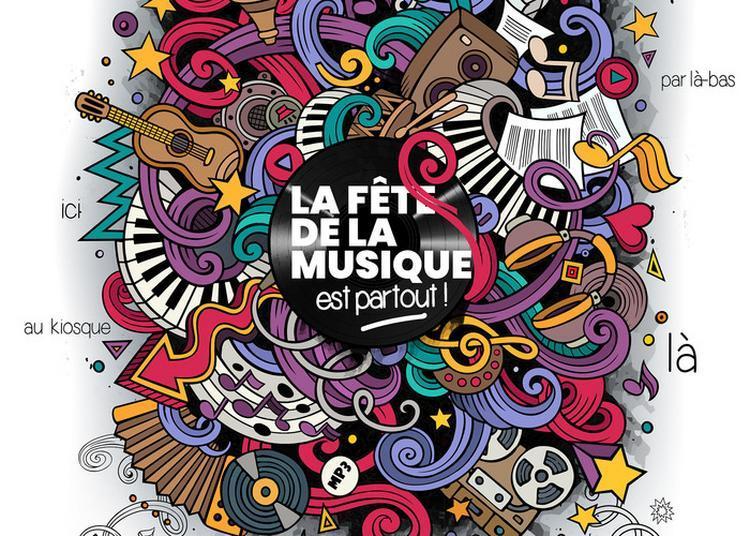Soirée Musiques Actuelles à Poissy