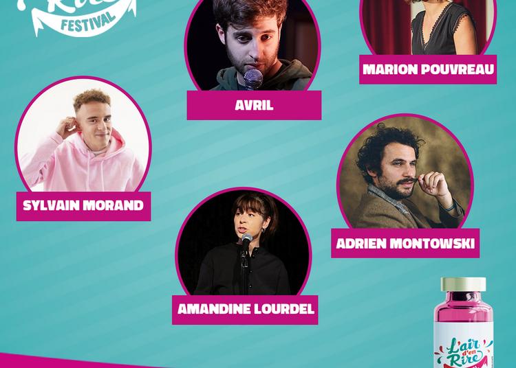 Soirée nouveaux talents - Festival l'Air d'en Rire (85) à Saint Denis la Chevasse