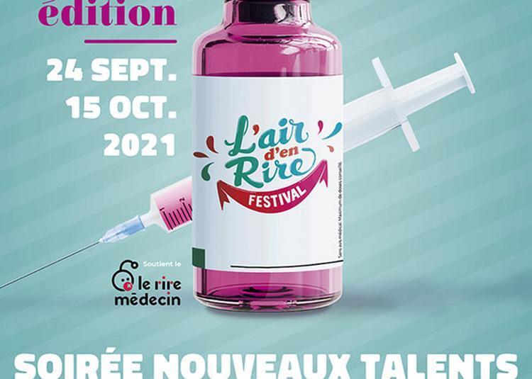 Soiree Nouveaux Talents à Saint Denis la Chevasse