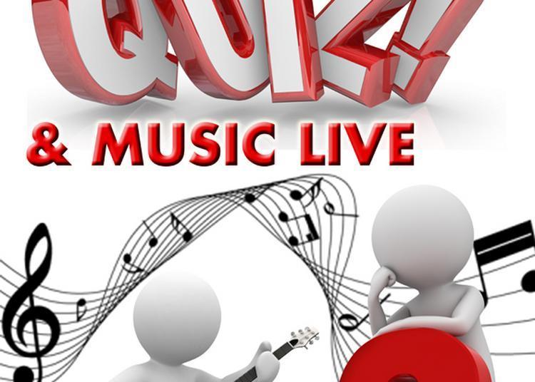 Soirée Quiz et music live à Nimes