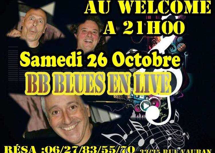 Soiree Rock Blues avec BB Blues à Antibes