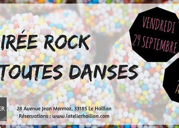 Soirée Rock & Toutes Danses à Le Haillan