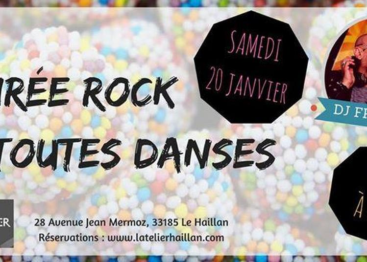 Soirée Rock & Toutes Danses avec Frédy J ! à Le Haillan