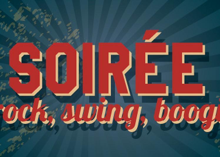 Soirée Rock Swing Boogie à Toulouse
