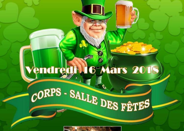 Soirée Saint Patrick avec Inishowen à Grenoble