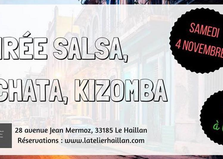 Soirée Salsa, Bachata, Kizomba ! à Le Haillan