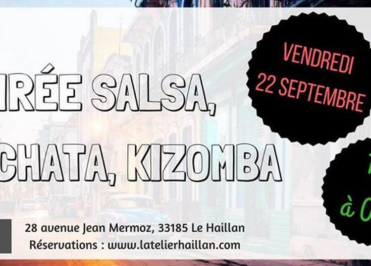 Soirée Salsa, Bachata, Kizomba à Le Haillan