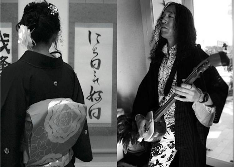 Soirée traditions artistiques du Japon à Toulouse