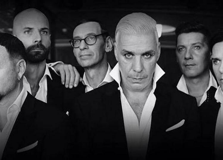 Soirée vidéo: Rammstein à Lille