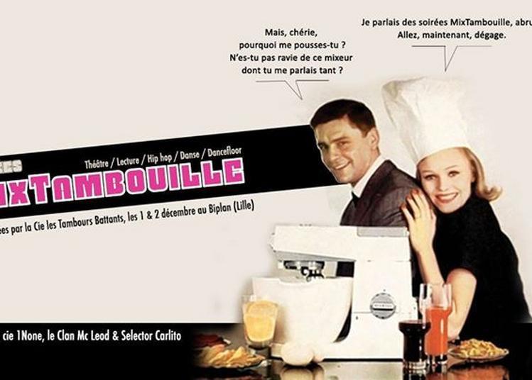 Soirées Mix'Tambouille à Lille