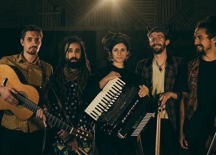 Solana (Angleterre/Espagne) Contemporary world-folk fusion à Lautrec