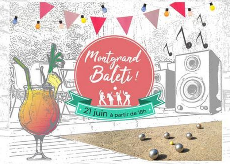 Montgrand Balèti ! Fête de la Musique à Marseille