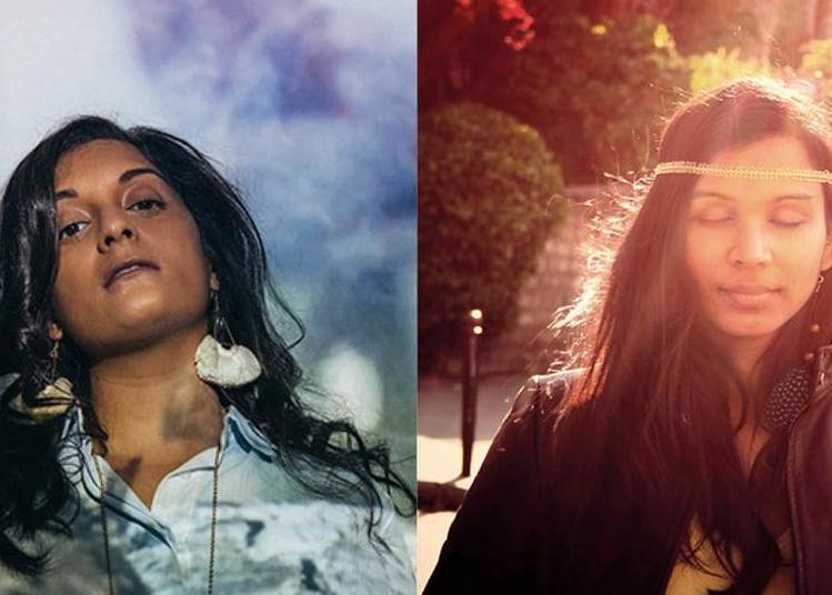 Solehya et Maya Kamaty à Change