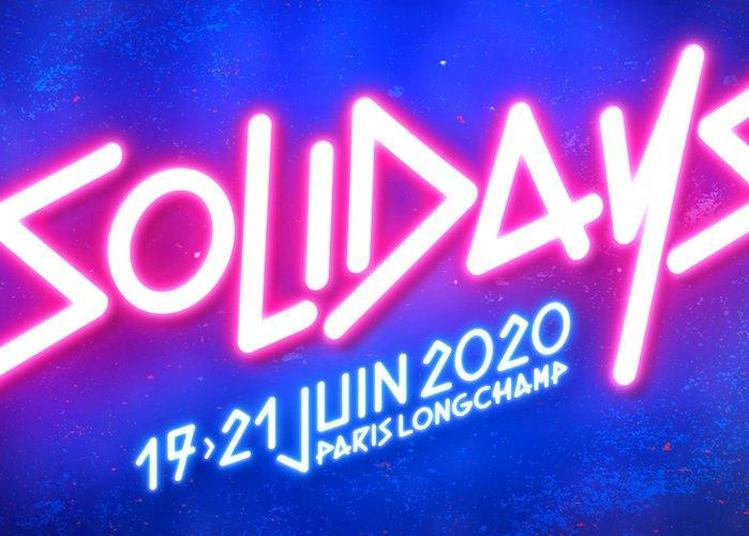 Solidays 2020