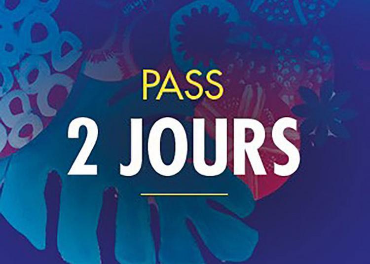 Solidays 2020 - Pass 2 Jours à Paris 16ème