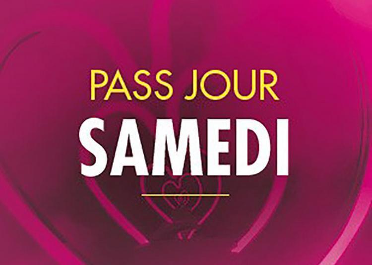 Solidays 2020 - Pass Samedi à Paris 16ème