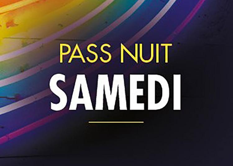 Solidays 2020 - Pass Samedi Nuit à Paris 16ème