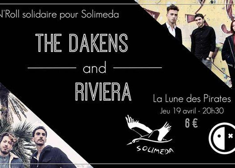 Solimeda : Riviera + The Dakens à Amiens