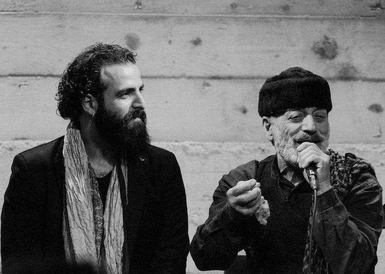 Solon Lekkas & Rusan Filiztek à Paris 11ème