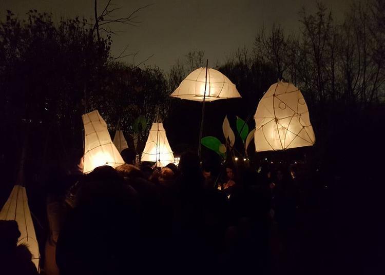 Solstice De Lumieres Parade Lumineuse Et Musicale à Vitrolles