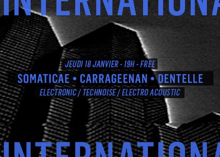 Somaticae - Carrageenan - Dentelle à Paris 11ème