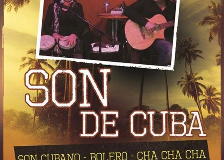 Son De Cuba & Tainos à Bordeaux