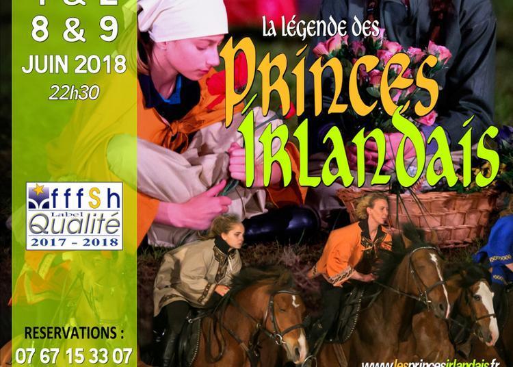 Son & Lumière La Légende des Princes Irlandais à Ferfay
