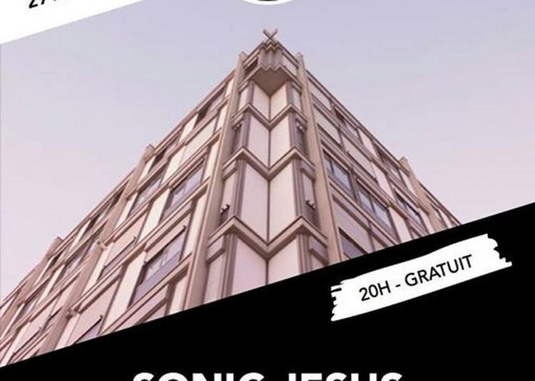 Sonic Jesus - Joujou Jaguar - Twlve à Paris 12ème