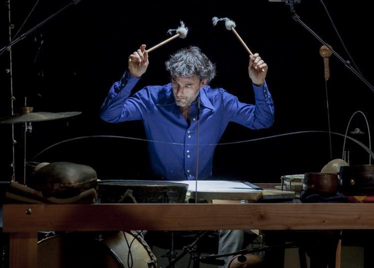 Sonore Boréale - Sylvain Lemêtre à Grenoble