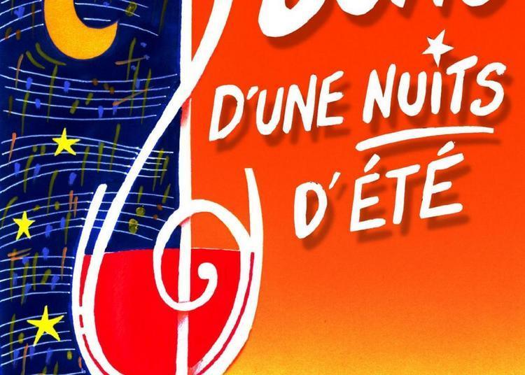Sons D'Une Nuits D'Ete 2020 - Pass 5j à Nuits saint Georges