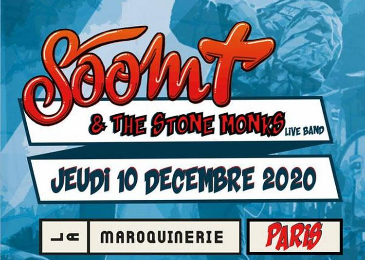 Soom T & The Stone Monks - report à Paris 20ème