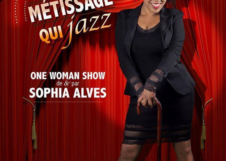 Sophia Alves -Un Metissage Qui Jazz à Paris 9ème