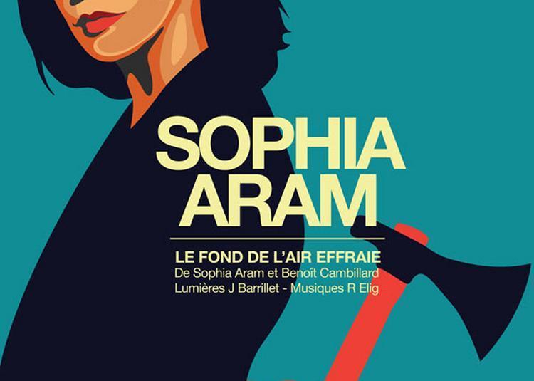 Sophia Aram à Versailles