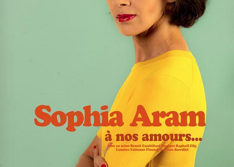 Sophia Aram à Cournon d'Auvergne