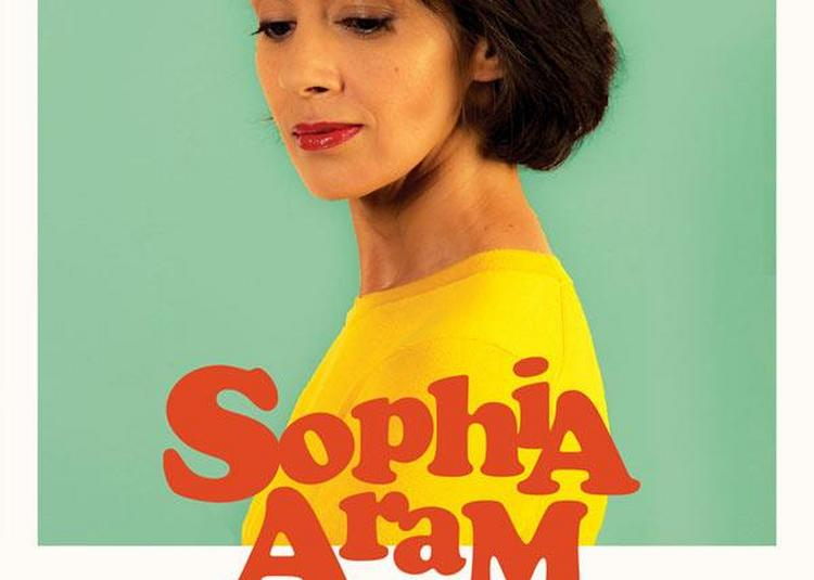 Sophia Aram à Lille