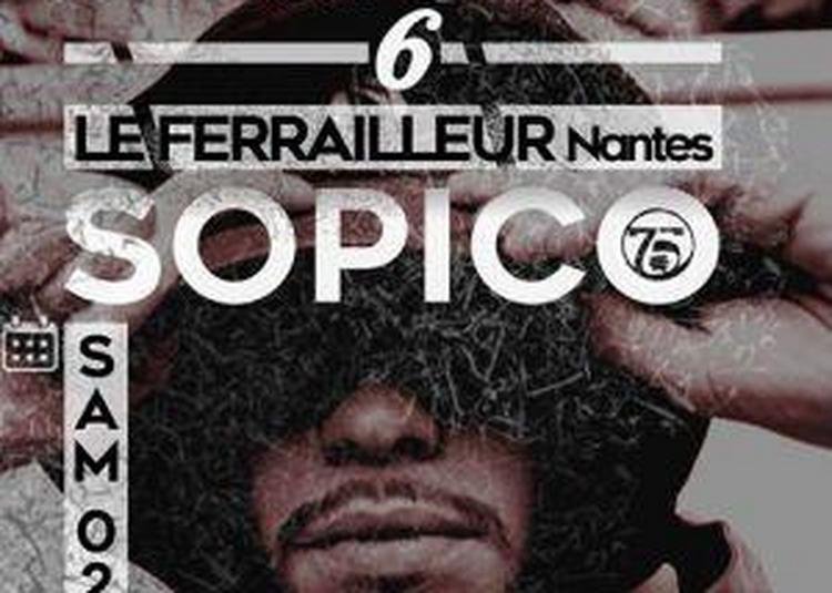 Sopico #United Streets 6 à Nantes