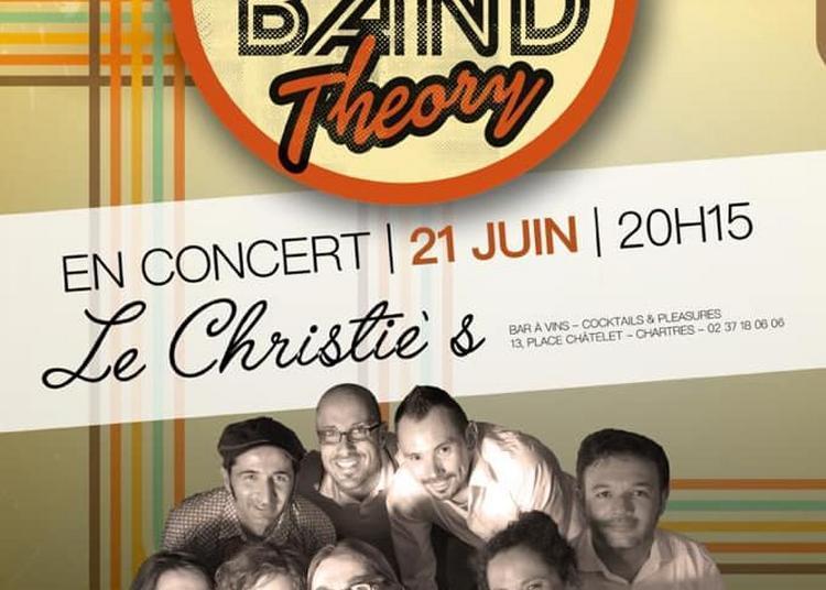 Soul Band Theory au Christie's pour la fête de la zik à Chartres