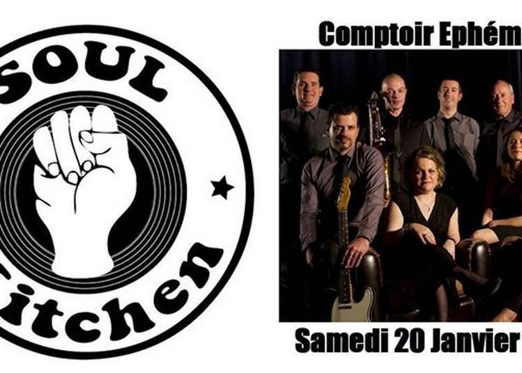 Soul Kitchen en Live! à Bordeaux